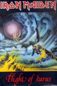 Iron Maiden Flight Of Icarus