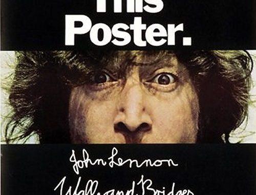 John Lennon Listen To This Poster
