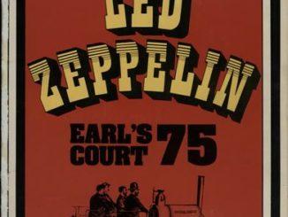 Led Zeppelin Earls Court 1975