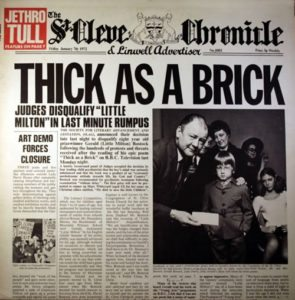 Jethro Tull Thick As A Brick