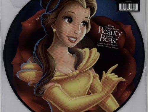 Walt Disney 2014 Limited Edition Picture Discs