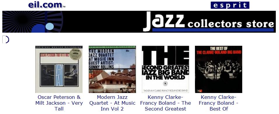 Jazz @ eil.com