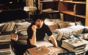 Vinyl appeals to man's urge to collect and arrange