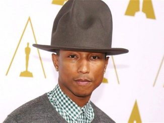 British workers are listening to a lot of Pharrell