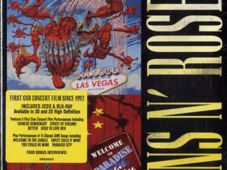 GUNS N ROSES Appetite For Democracy: Live At The Hard Rock Casino - Las Vegas
