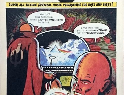 The Pink Floyd 1974