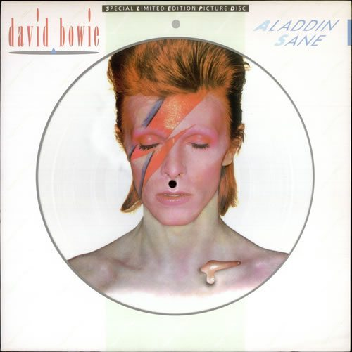 Long deleted Picture Disc - in stock