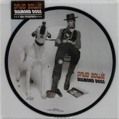 """Limited Edition 7"""" Picture Disc"""