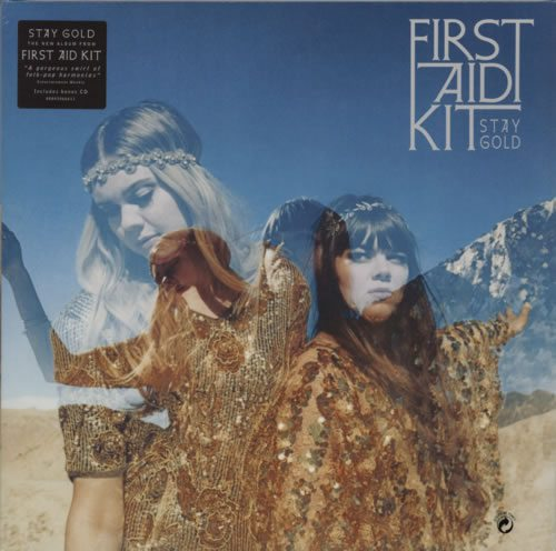 Great new album of folk tinged indie from the Soderberg sisters