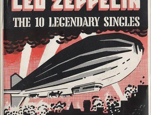 Led Zep Singles Box