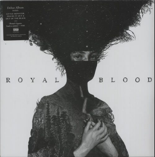 Highly acclaimed debut album by the two-piece who make a right royal racket