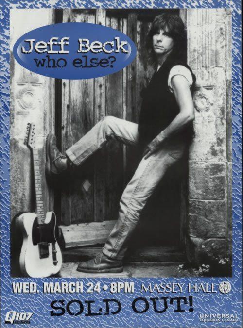 Jeff Beck Who Else?