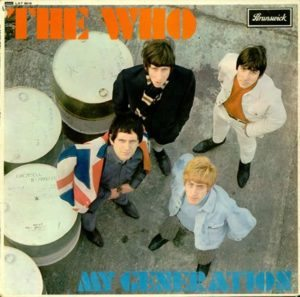 The WHo My Generation