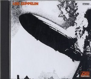 Led Zeppelin 1969-1982 Studio Albums - lot of 11 CD albums