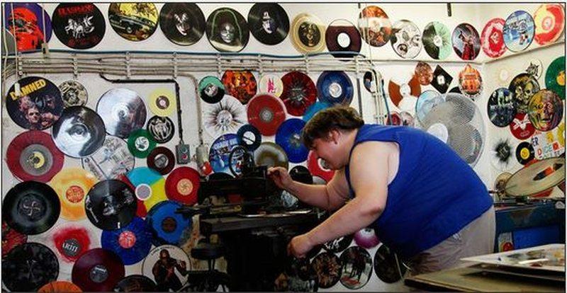 Vinyl records-5