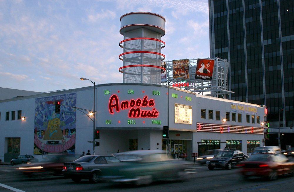amoeba-hollywood