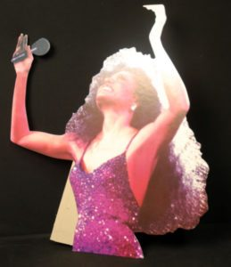 Diana Ross Motown's Greatest Hits Display from 1989