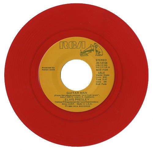 Elvis+Presley+Guitar+Man+-+Red+Vinyl+476225