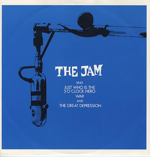 The+Jam+Just+Who+Is+The+5+Oclock+Hero+54903