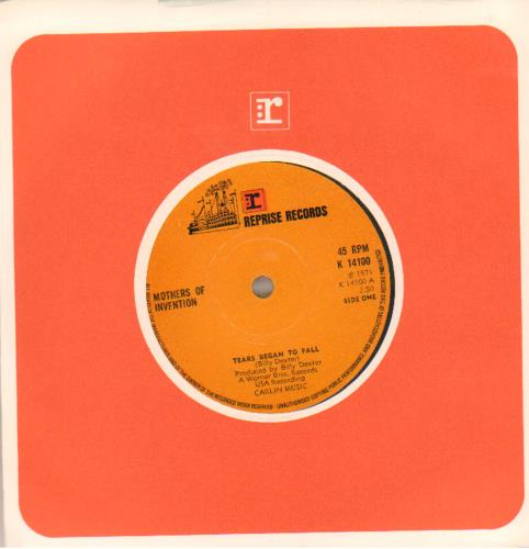Frank+Zappa+Tears+Began+To+Fall+643593