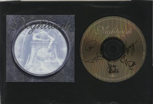 Nightwish+Once+-+Autographed+643746