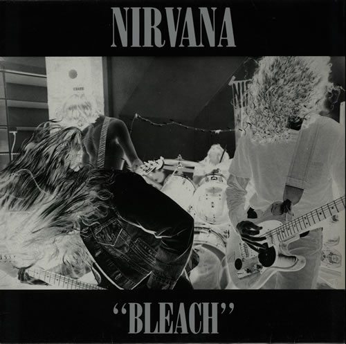 Nirvana+US+Bleach+583228