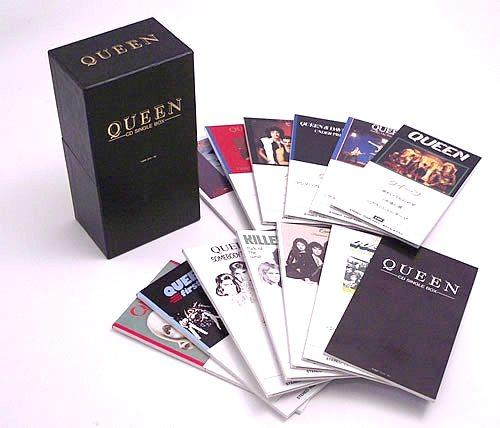 Queen+CD+Single+Box+2040