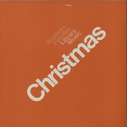 Boosey++Hawkes+Christmas+643325