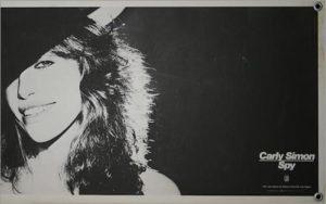 Vintage Spy 1979 US Elektra promotional 2-piece in-store display