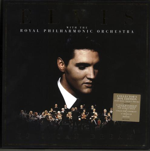 Elvis+Presley+If+I+Can+Dream+-+180gm++CD+Box+646571