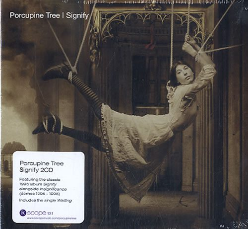 Porcupine+Tree+Signify+-+Sealed+462027
