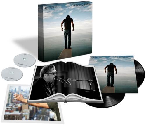 Elton+John+The+Diving+Board+-+Super+Delux+604947