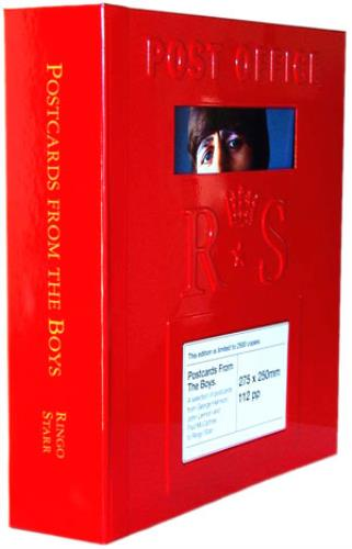 Ringo+Starr+Postcards+From+The+Boys+371977