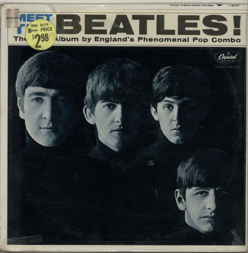 The+Beatles+Meet+The+Beatles+-+Sealed+648307