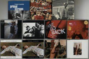 A Quantity Of 18 CD Singles!