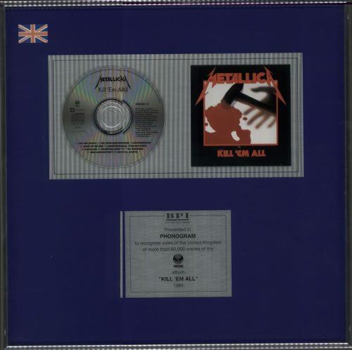Metallica+Kill+em+All+138597