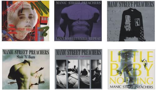 Manic+Street+Preachers+Six+Singles+From+Generation+Te+126123b