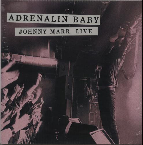 Johnny+Marr+Adrenalin+Baby+Johnny+Marr+Liv+644259