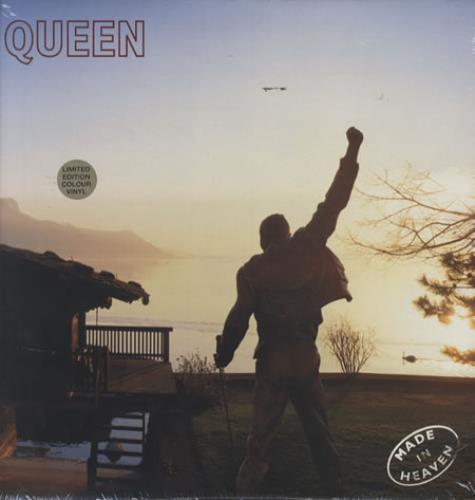 Queen+Made+In+Heaven+-+Cream+Vinyl+55806