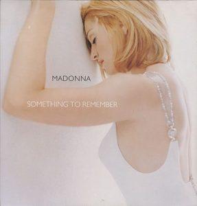 Something To remember 1995 Vinyl LP