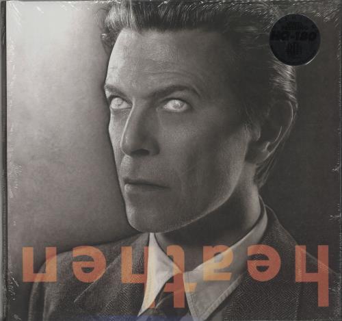 David+Bowie+Heathen+-+180gram+Blue+Vinyl+-+656947