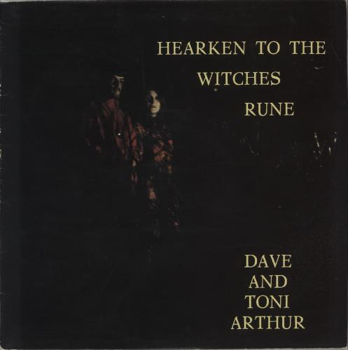 Dave++Toni+Arthur+Hearken+To+The+Witches+Rune+657135