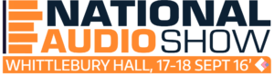 National Audio Show 2016 logo