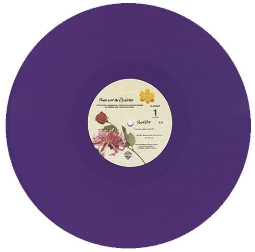 Prince+Purple+Rain+-+Purple+VinylGold+432656b