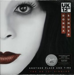 """Another Place And Time: The UK 12"""" Singles -2015 European pressed UK issue limited edition 12"""" vinyl boxset featuring FIVE digitally remastered 3-track 12"""" singles pressed on White Vinyl issued exclusively for Record Store Day 2015"""
