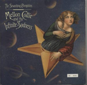 Super rare Mellon Collie & The Infinite Sadness - 1996 UK limited edition 30-track triple LP with picture labels