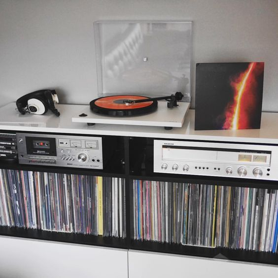 Vinyl Life from eil.com on Pinterest